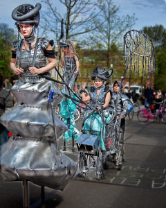 StiltLife RE-CYCLISTS 1